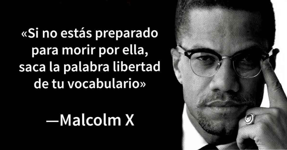 Malcolm X Frasi Famose.Le 24 Migliori Frasi Di Malcolm X Frasi E Riflessioni Psicologia Filosofia E Pensiero Sulla Vita