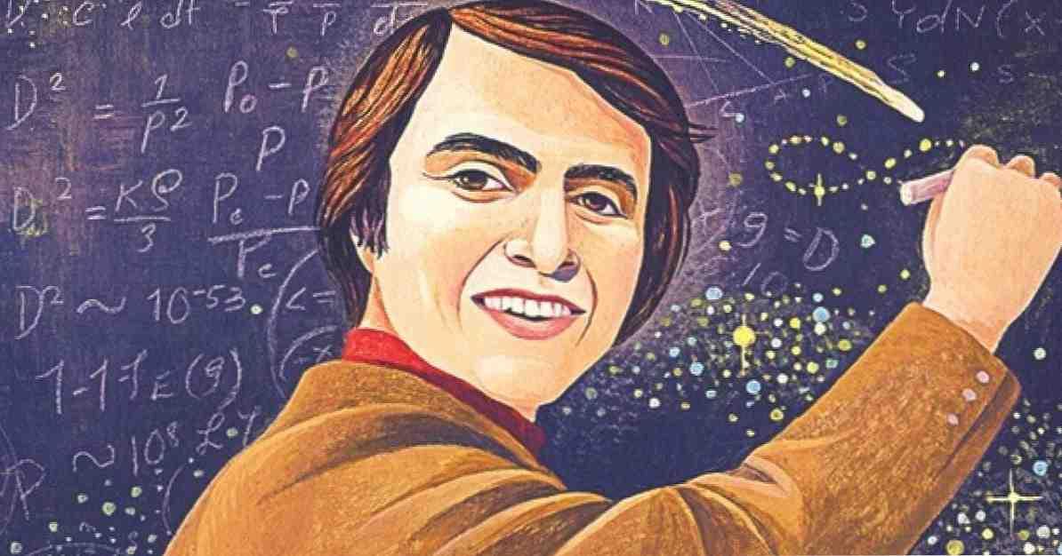 30 лучших предложений карла сагана вселенная жизнь и наука