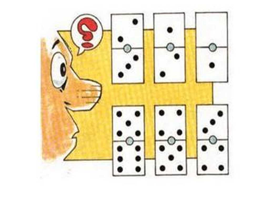 Psicologia online - The Domino Test